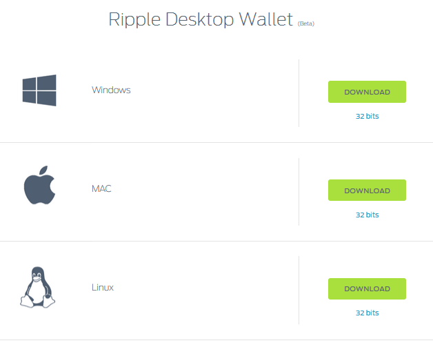 Ripple wallet download